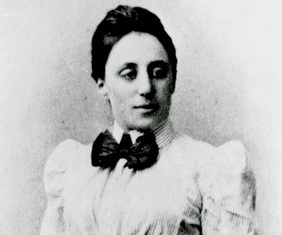 Emmy Noether Portrait